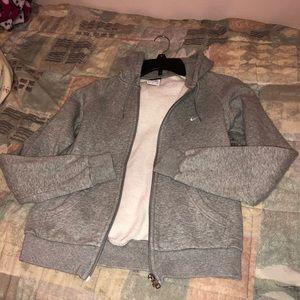 Nike fleece hoodie from the 90s